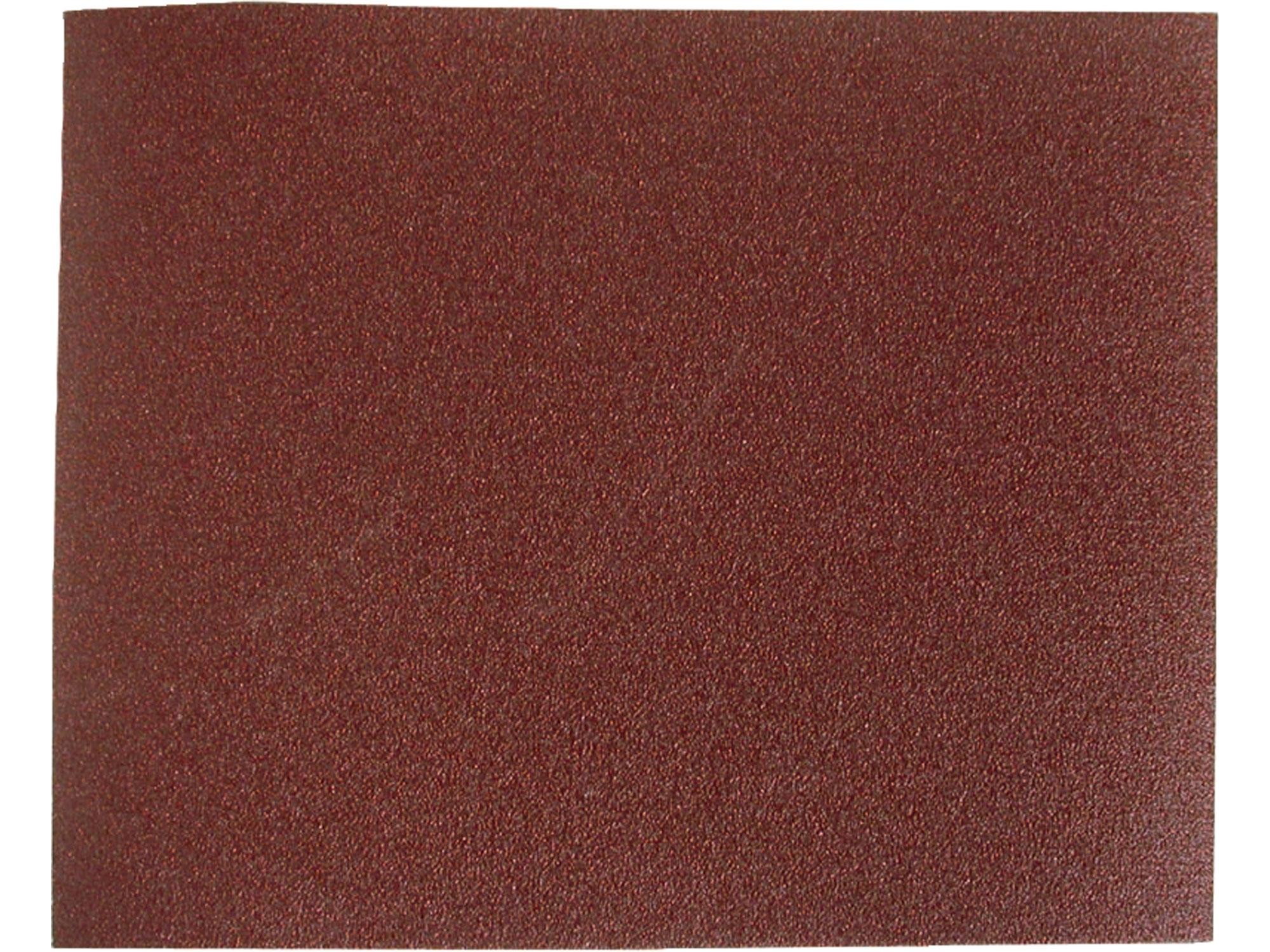 plátna brusná archy, bal. 10ks, 230x280mm, P40