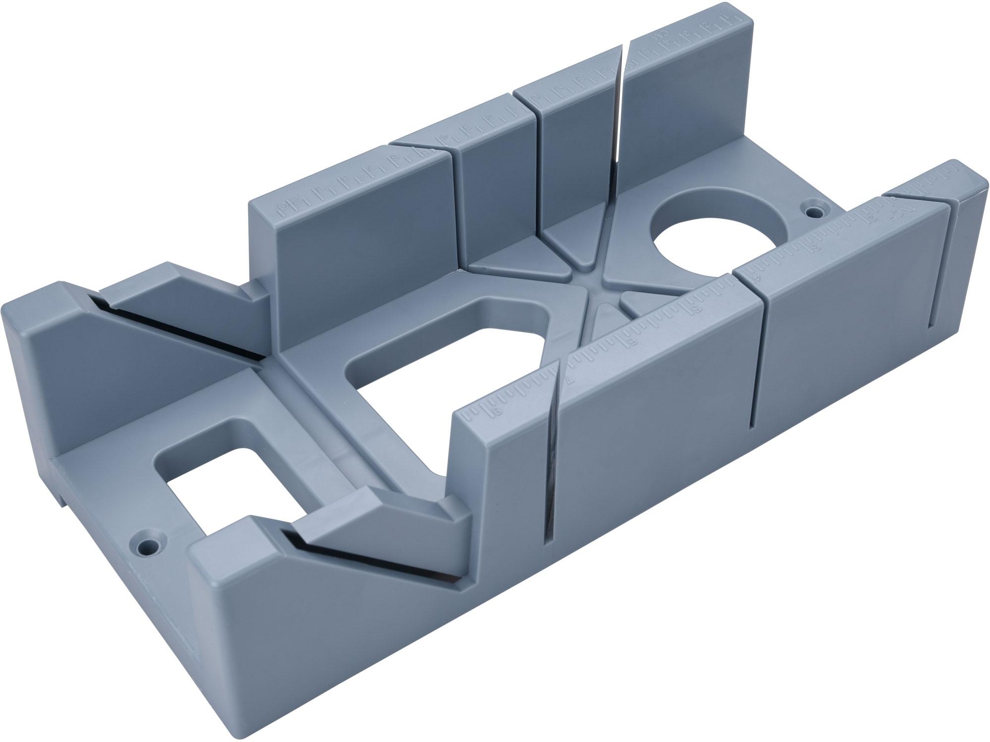 přípravek na řezání úhlů plastový, 300x140x70mm, EXTOL PREMIUM 8812290