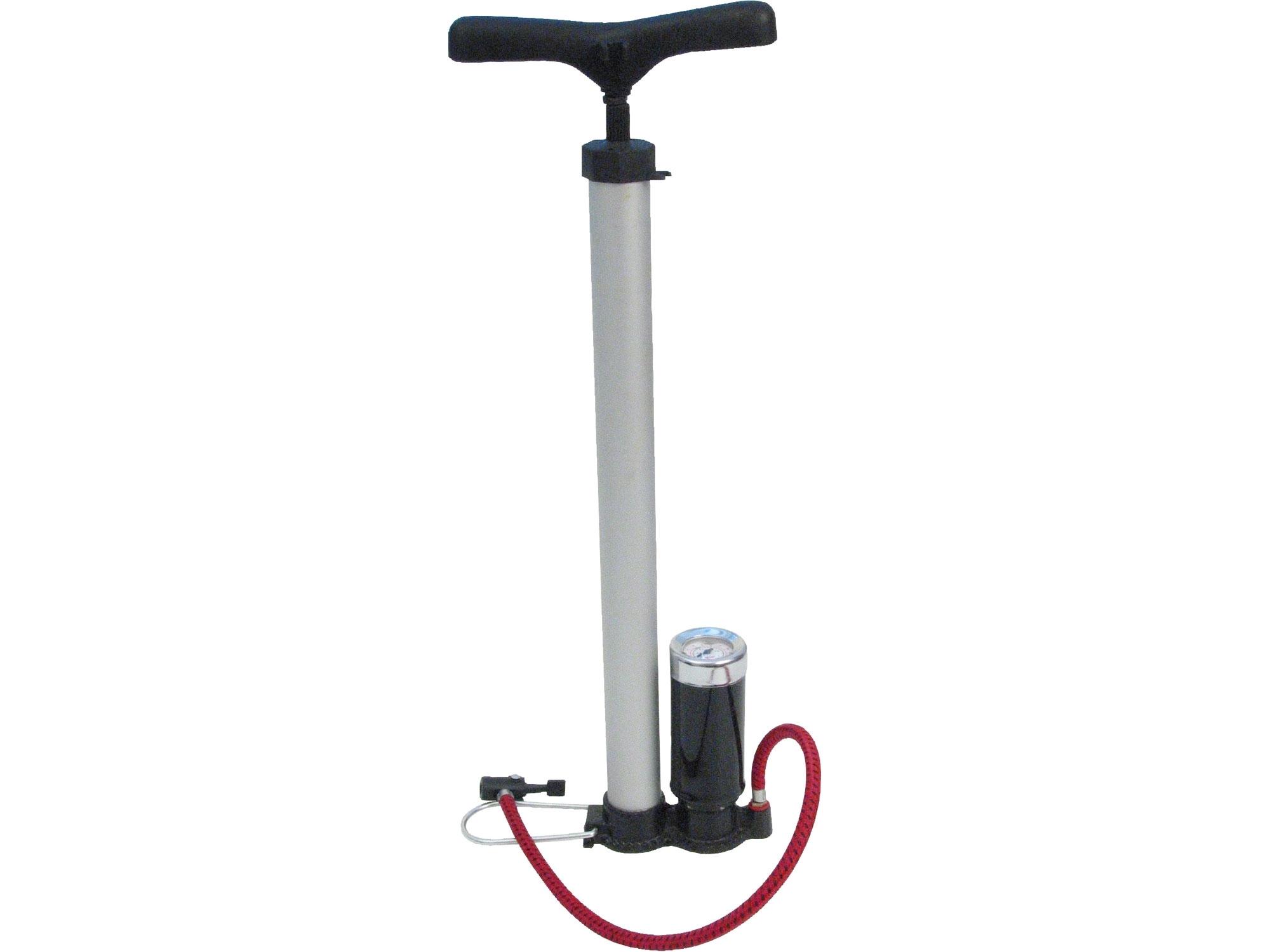 pumpa na kolo s manometrem, 100PSI/7bar, EXTOL CRAFT 9615