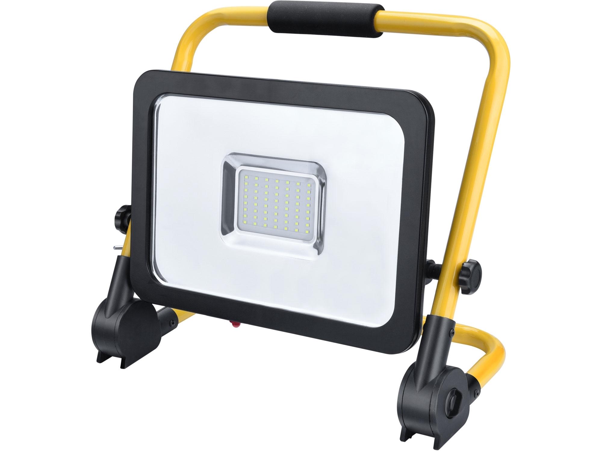 Reflektor LED 4500lm,se stojanem Extol