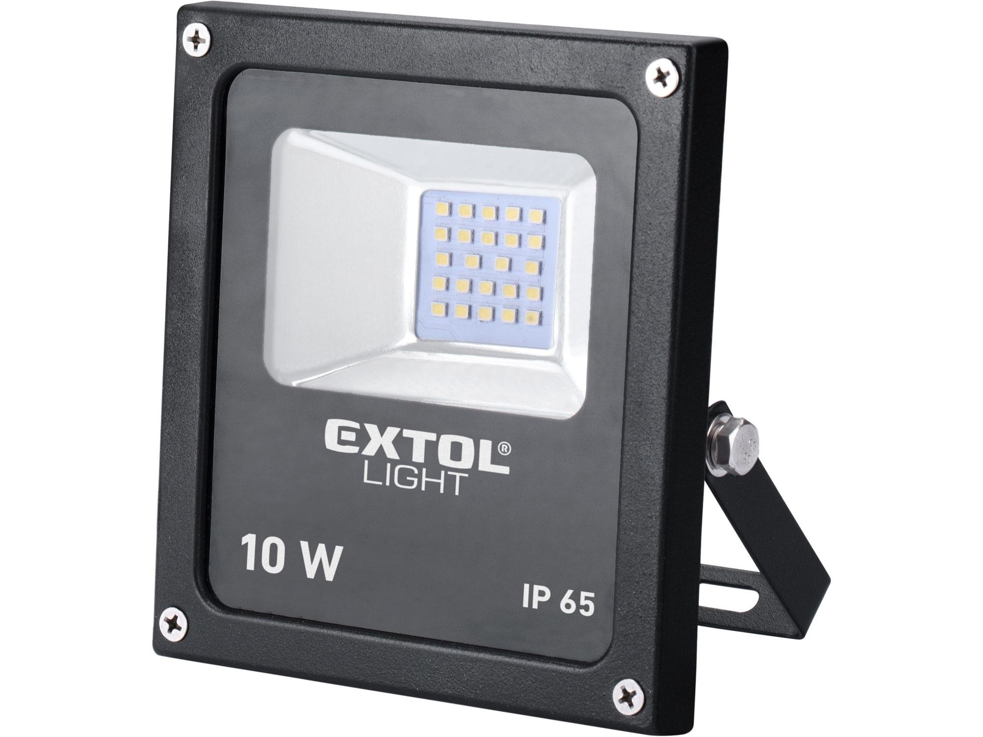 reflektor LED, 650lm, Economy, EXTOL LIGHT 43221
