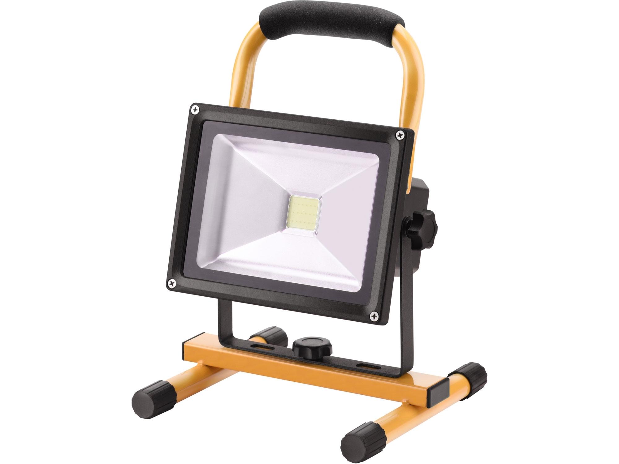 reflektor LED, nabíjecí s podstavcem, 700/1400lm, Li-ion, EXTOL LIGHT 43125