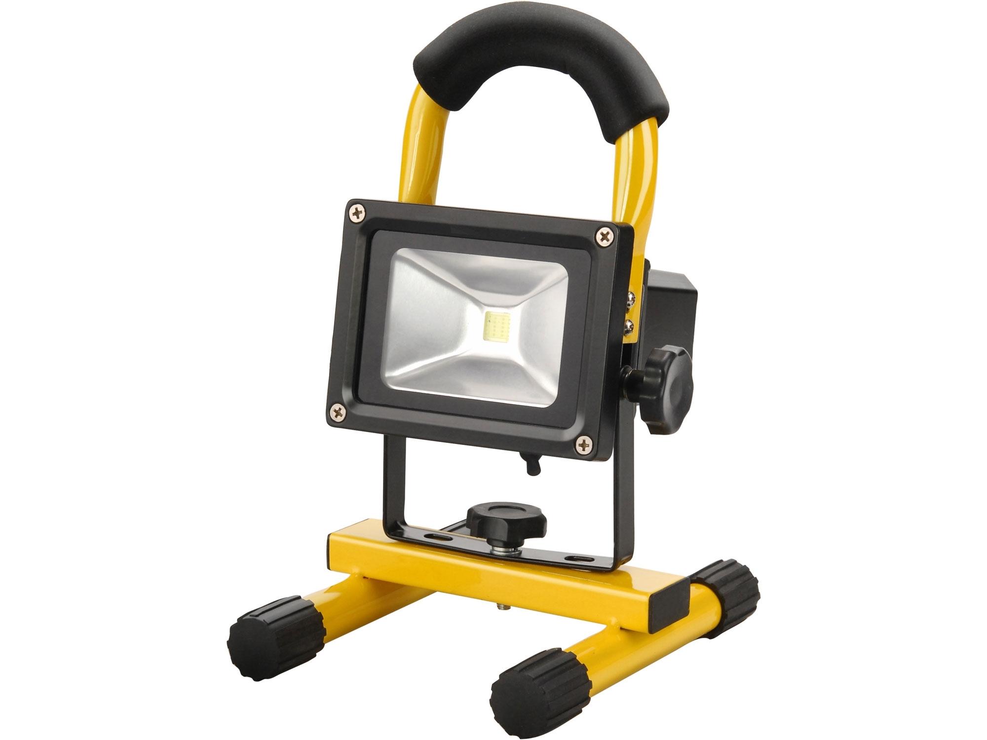 reflektor LED, nabíjecí, s podstavcem, 800lm, EXTOL LIGHT 43122