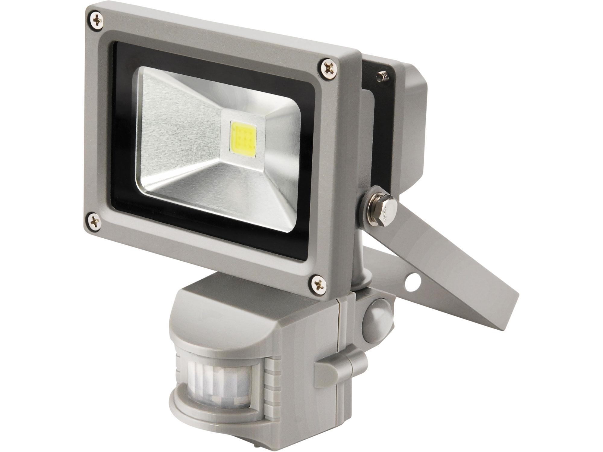 reflektor LED s pohybovým čidlem, 800lm, EXTOL LIGHT 43211