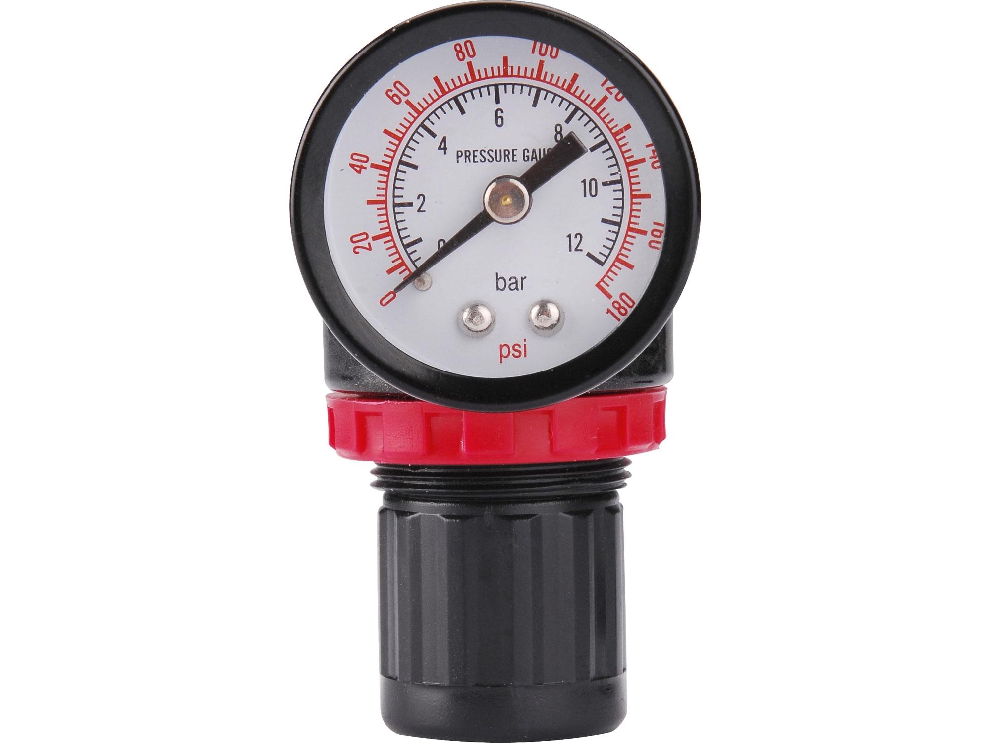 regulátor tlaku s manometrem, EXTOL PREMIUM, 8865103 8865103