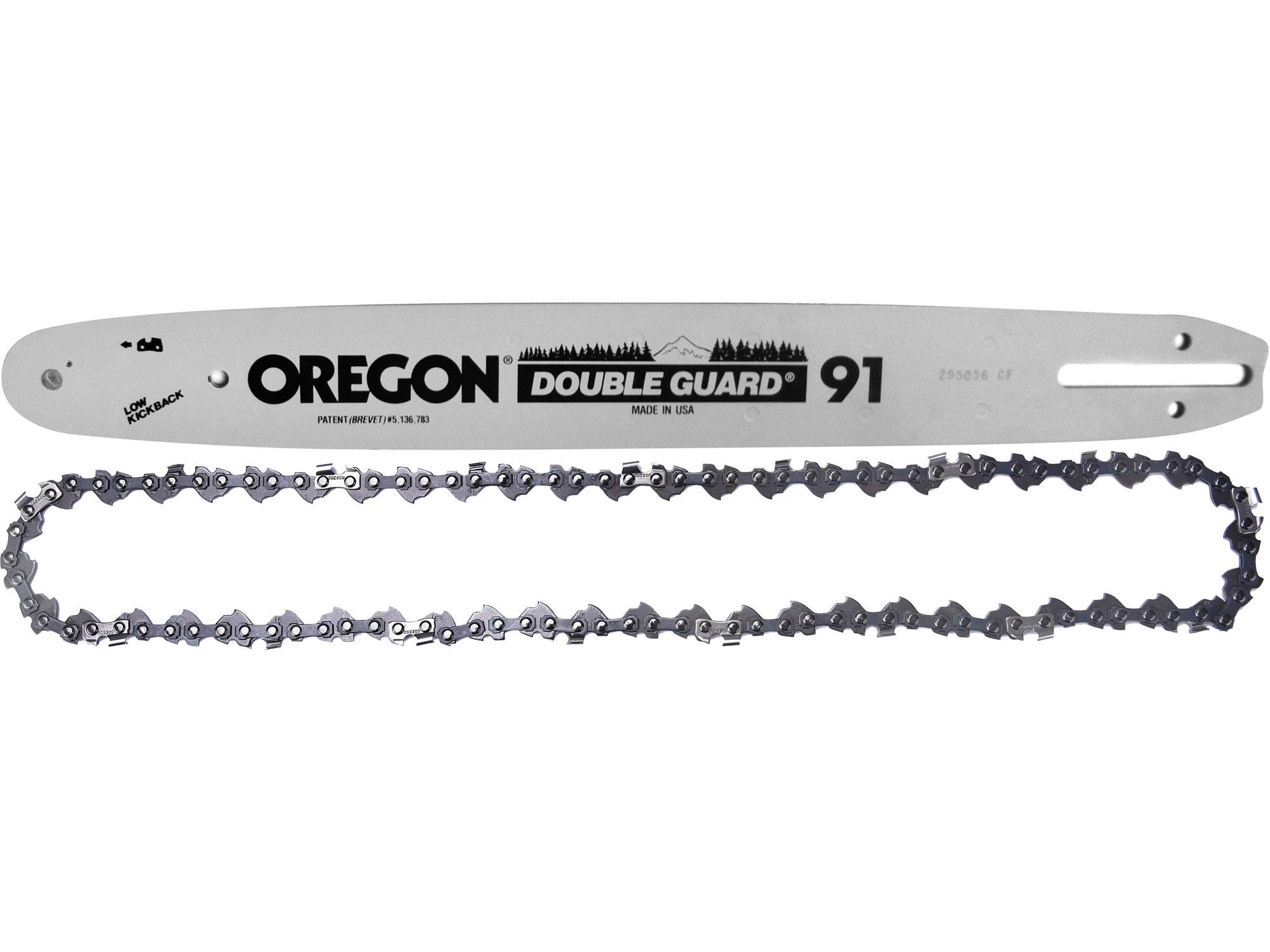 řetěz a lišta náhradní, řetěz OREGON 91P045X, lišta 120SDEA041/515980