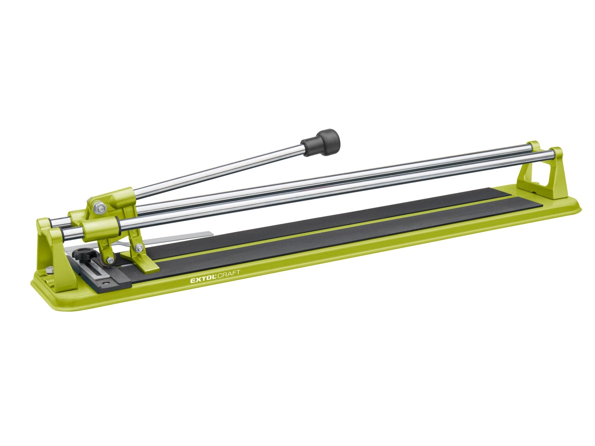 řezačka obkladaček 600mm, nylonové uložení, 600mm, EXTOL CRAFT 9752