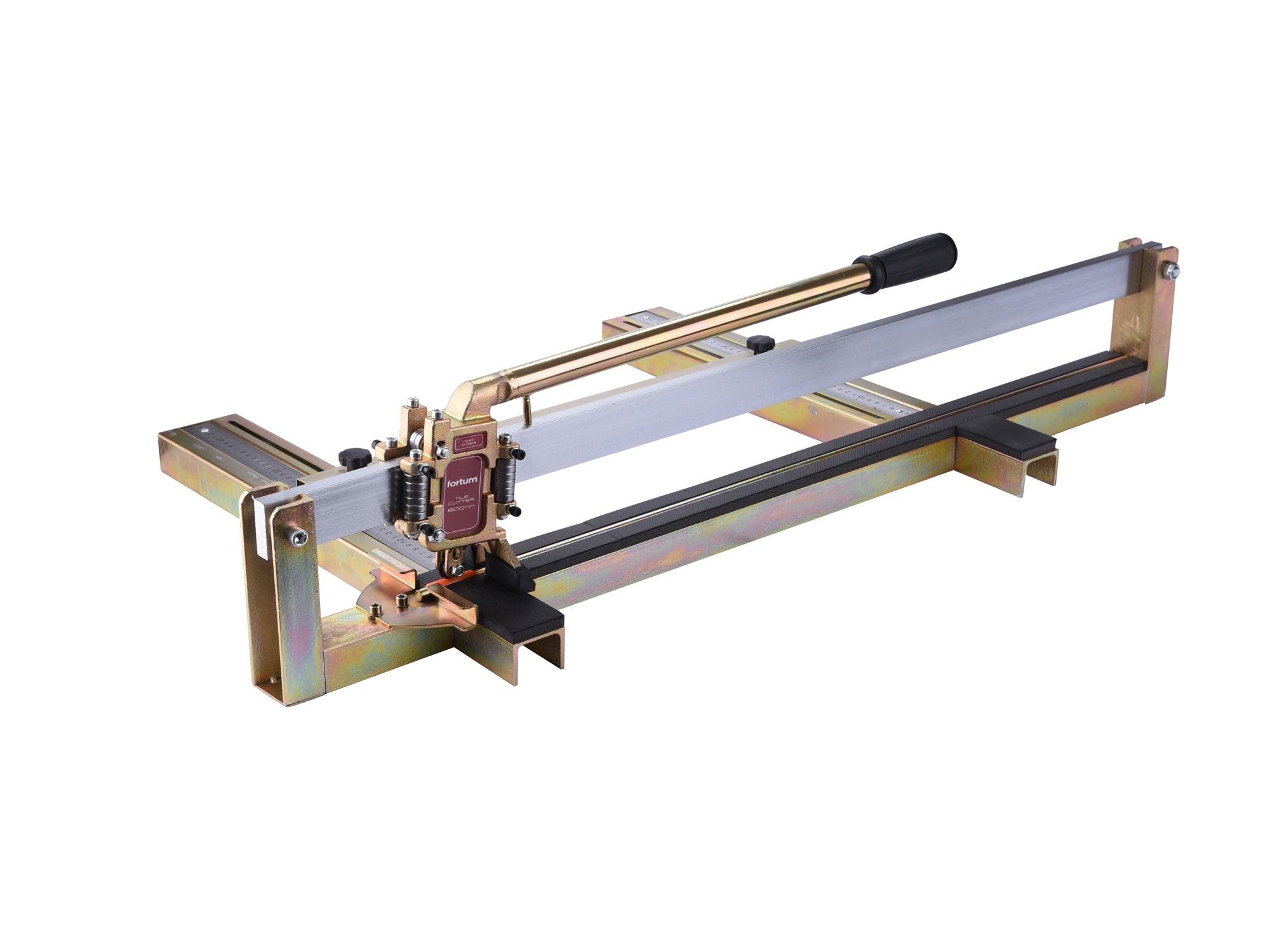 řezačka obkladů profesionální, 1200mm, FORTUM 4770812