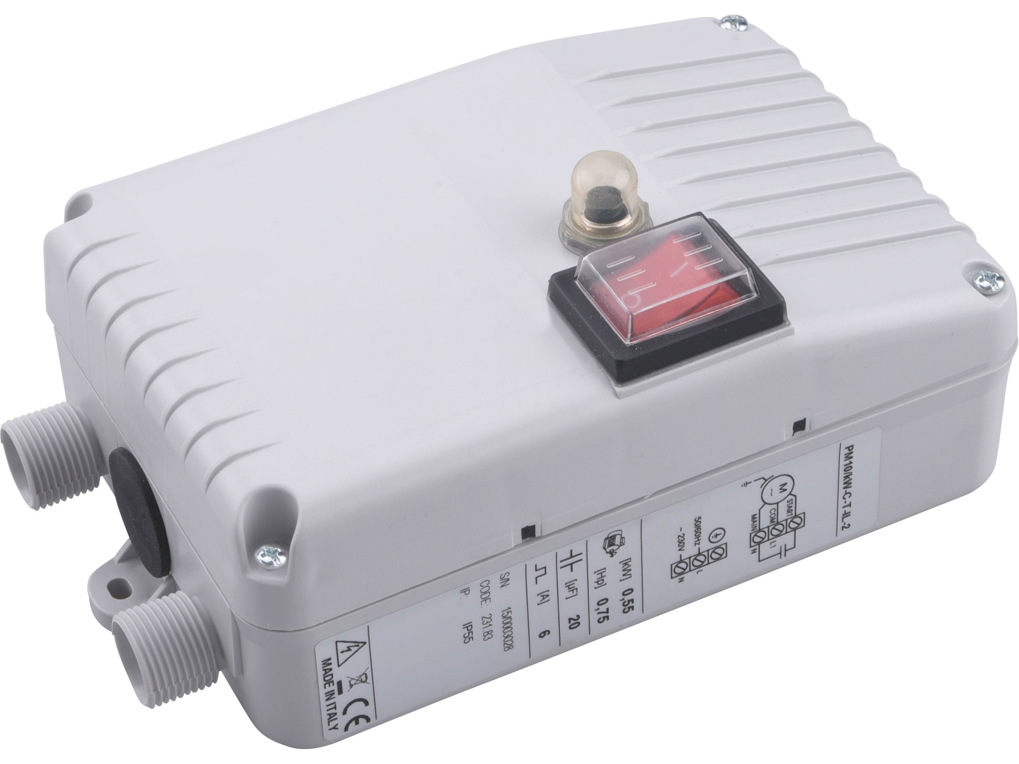 skřínka řídícíEXTOL PREMIUM8895061Ppro čerpadlo do vrtu 8895061