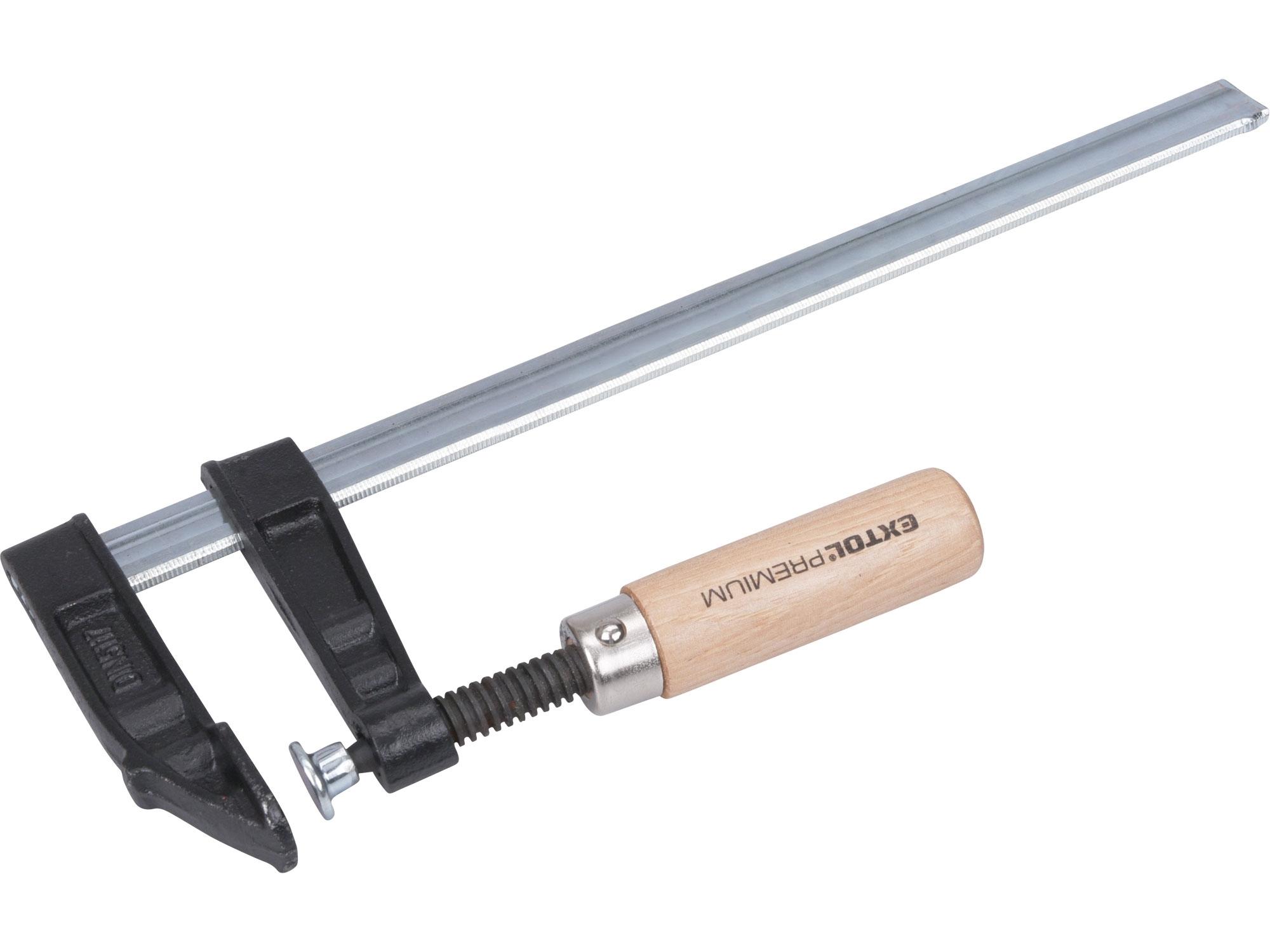 svěrka F - stolařská, 300x80mm, EXTOL PREMIUM 8815065