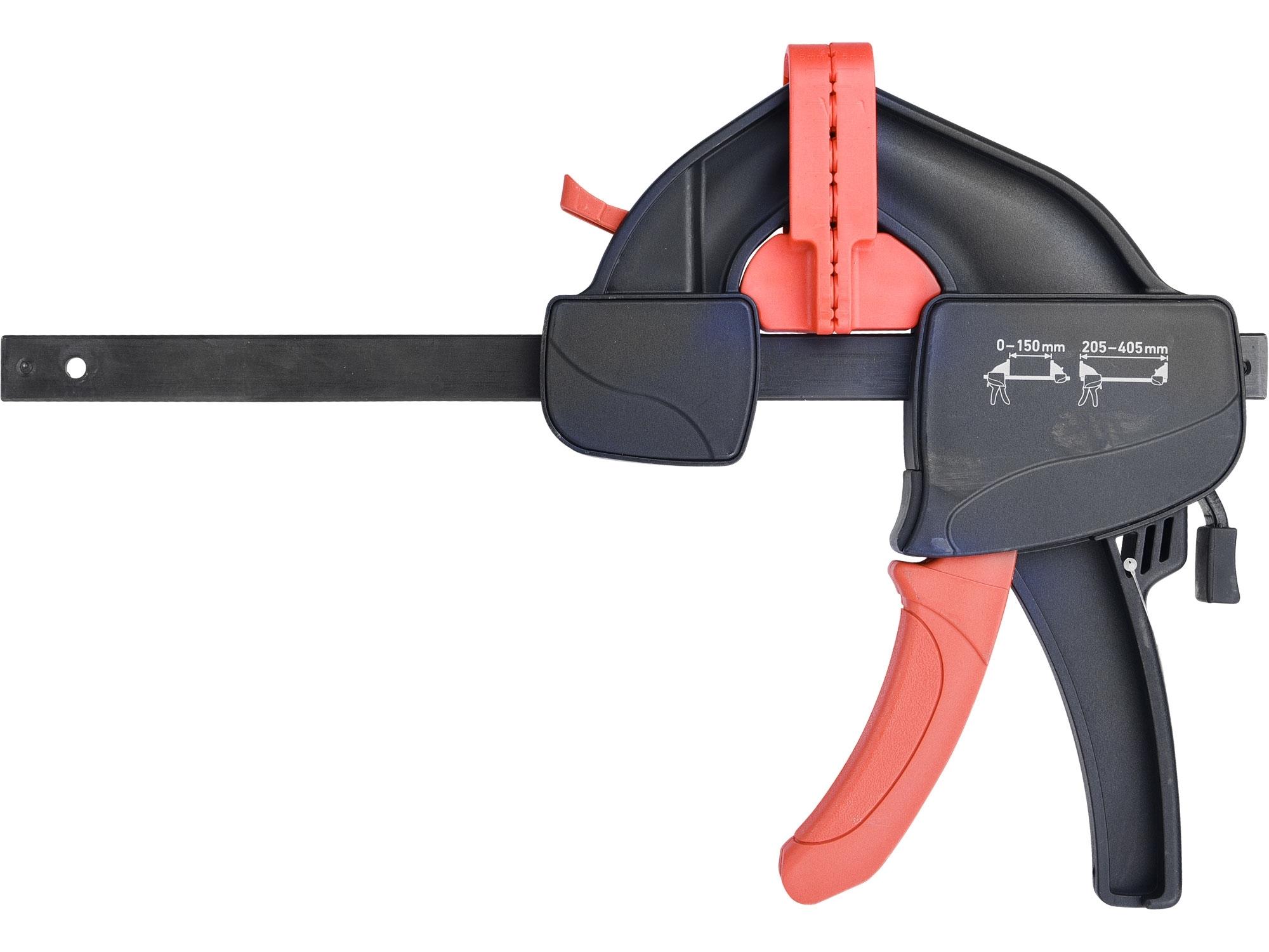 svěrka rychloupínací, 150mm, 205-405mm, EXTOL PREMIUM 8815211