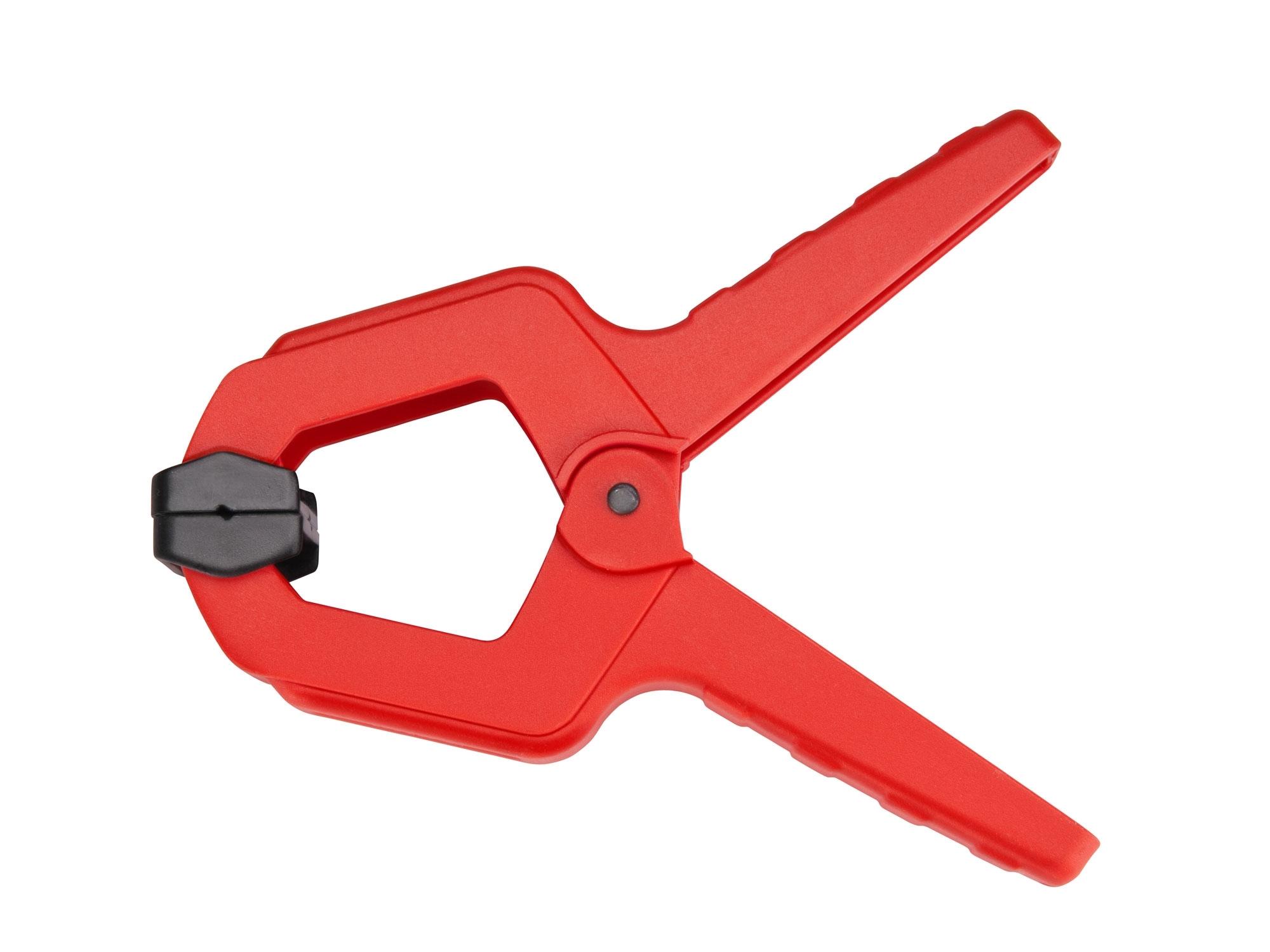 svorka pružinová plastová, 85mm, EXTOL PREMIUM 8815412