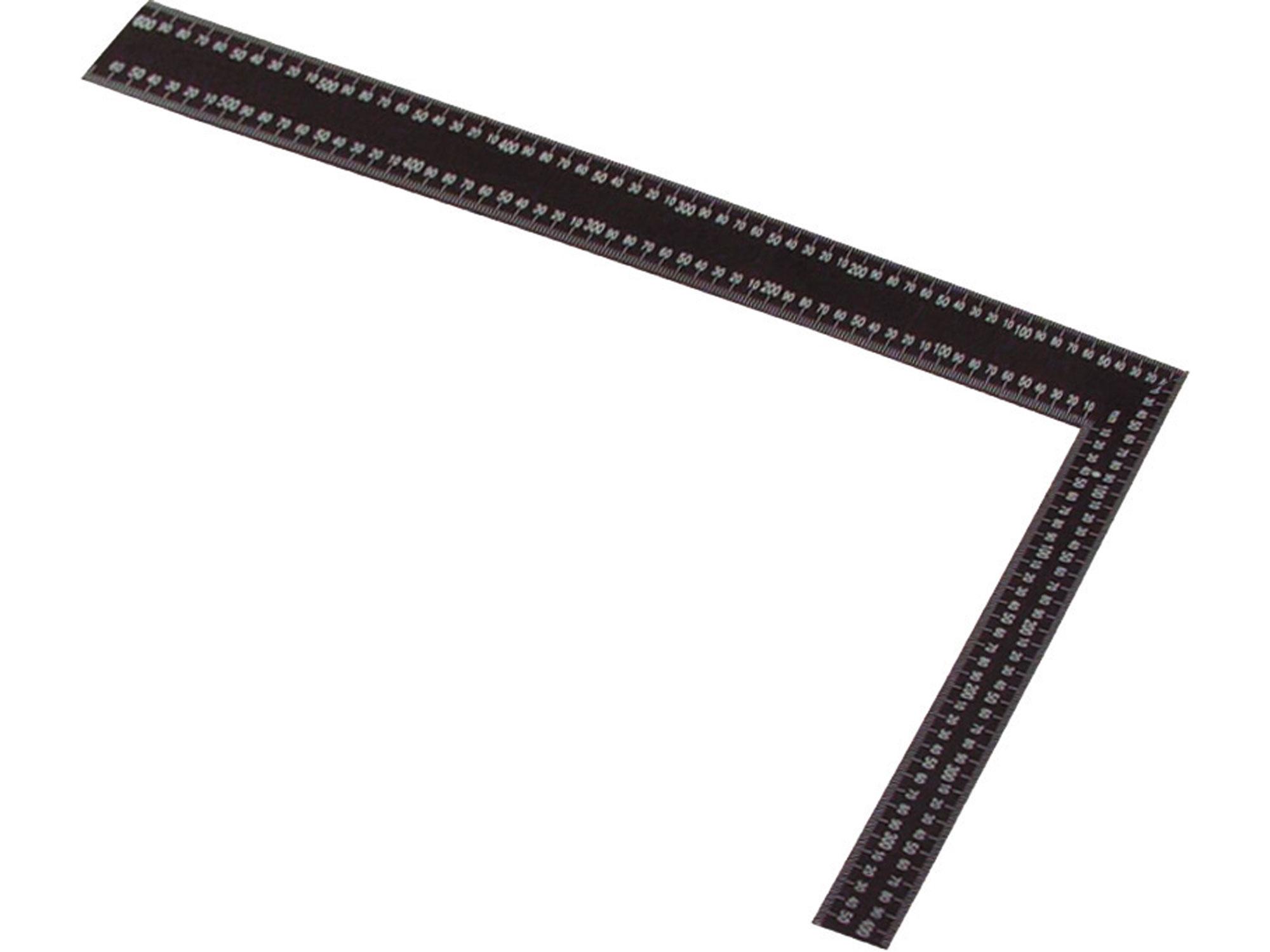 úhelník kovový, 400x600mm, EXTOL CRAFT 50400