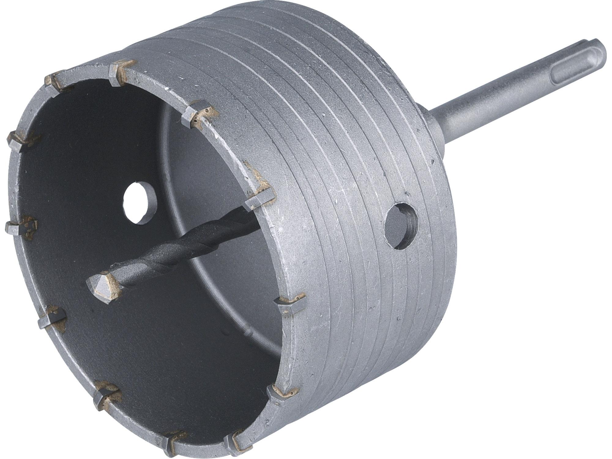 vrták SDS PLUS do zdi korunkový, O 100mm