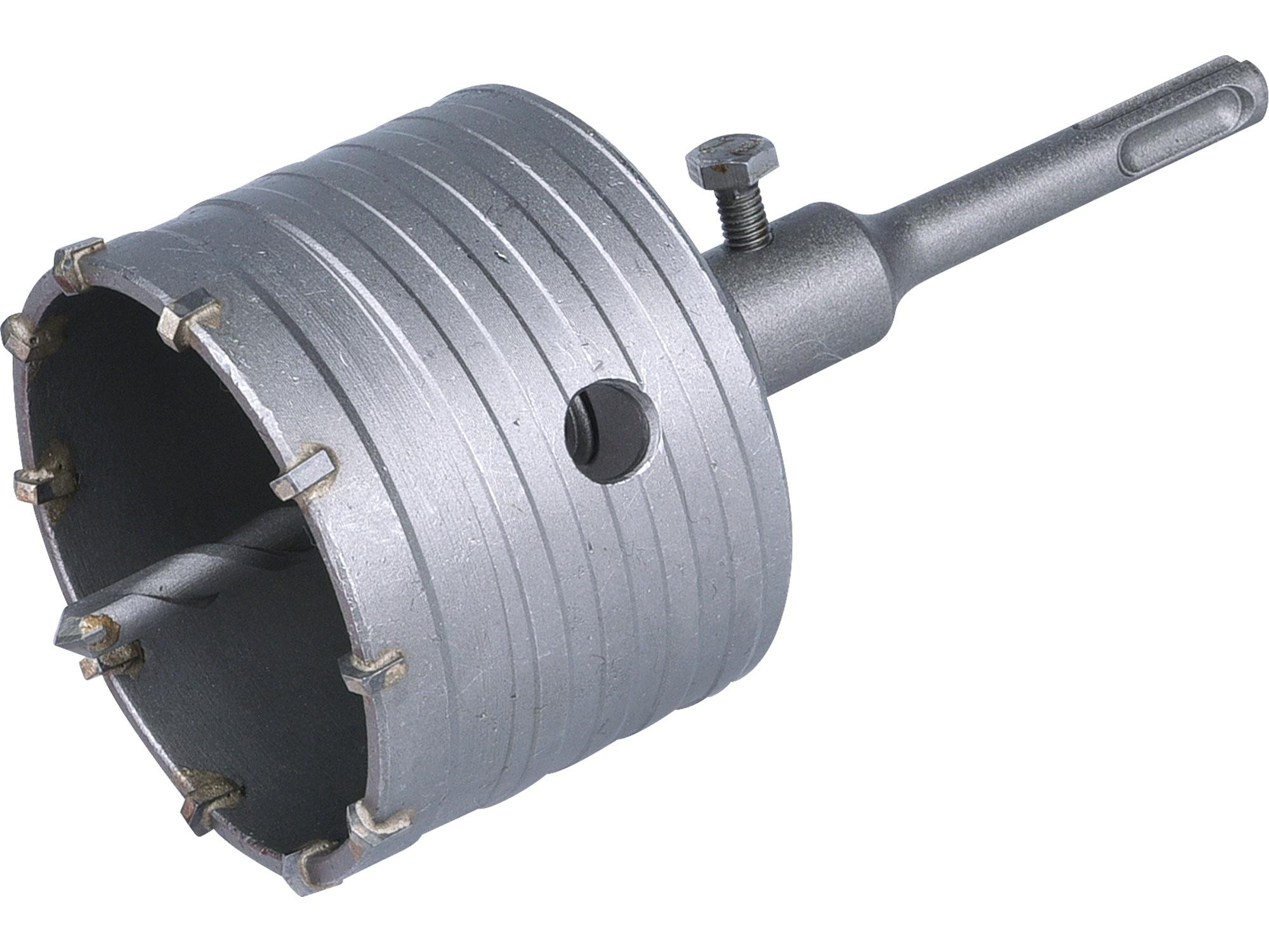 vrták SDS plus do zdi korunkový, ?79mm, EXTOL PREMIUM 8801960