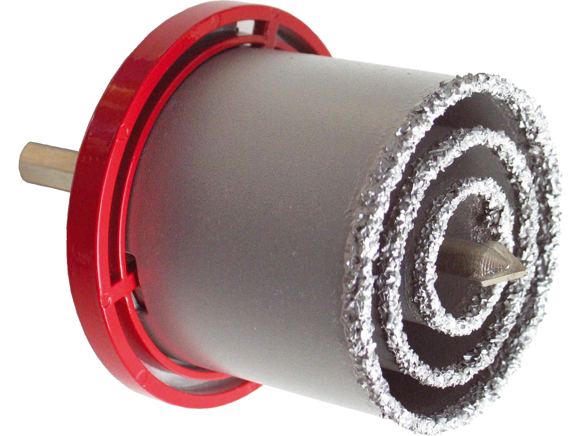 Vrták vykruž./karbid.ostří 33-53mm