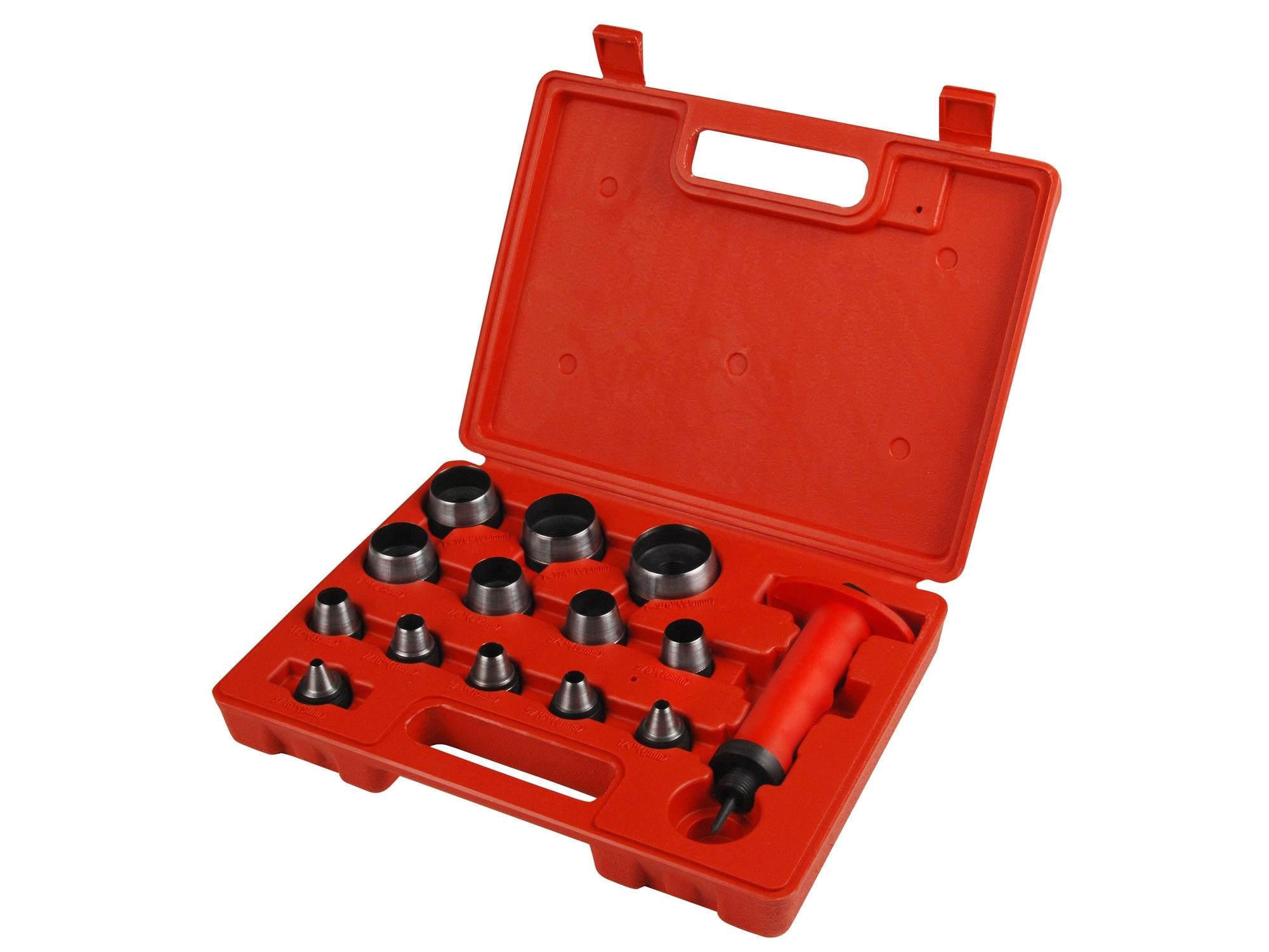 Výsečníky 5-35mm 13d EXTOL PREMIUM