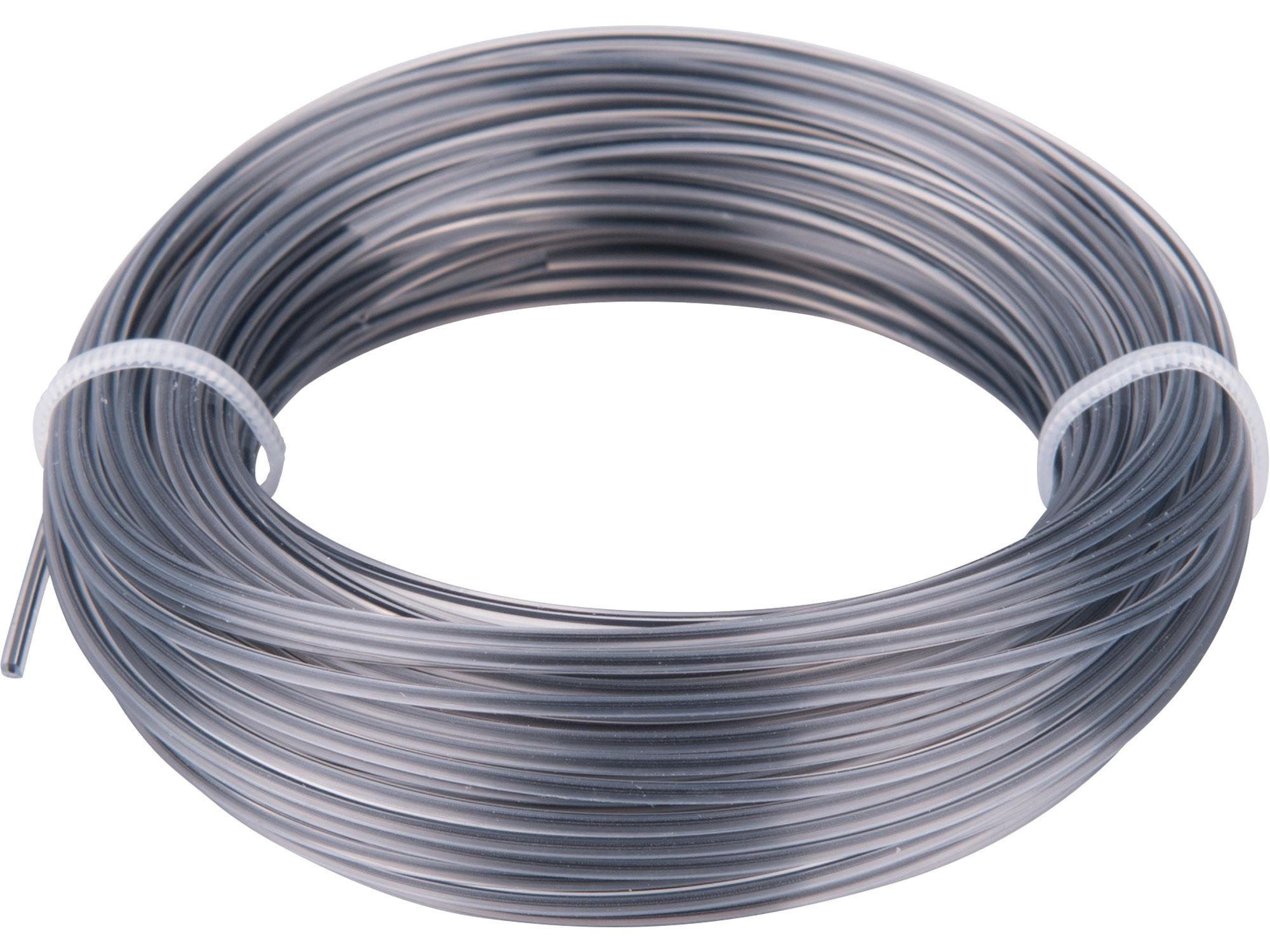 žací struna do sekačky s jádrem, čtvercový profil, 1,3mm, 15m, PA66