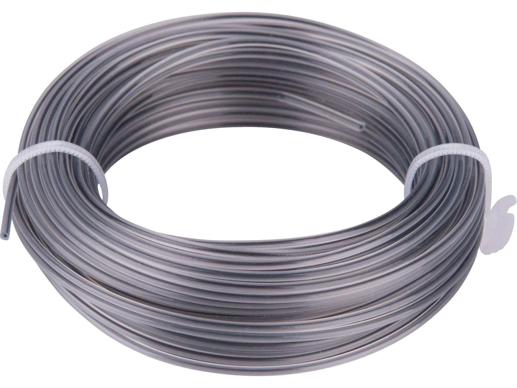 žací struna do sekačky s jádrem, kruhový profil, 1,6mm, 15m, PA66