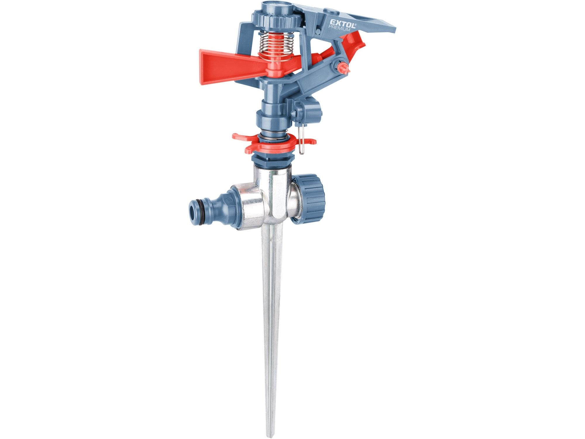 zavlažovač pulzní zapichovací, s kovovým bodcem